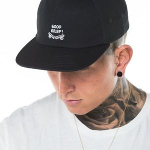 Vans X Peanuts Good Grief Jockey Hat